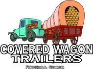 Sure It's a Trailer, But Is It a Covered Wagon?